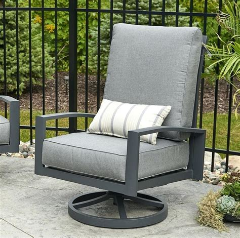 High Patio Chairs - high back patio chairs the outdoor pany chair reclining