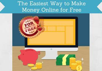 the easiest way to make money online for free featured paidfromsurveys com - The Easiest Way To Make Money Online