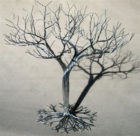 how to make a wire jewelry tree wedding cake topper wire tree sculpture earring jewelry