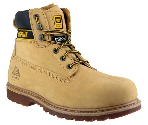 Caterpillar Boots Safety 37 caterpillar holton sb mens iconic laced comfortable safety