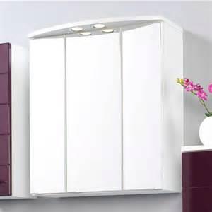 badezimmer spiegelschränke badezimmer spiegelschrank laydia in wei 223 mit licht