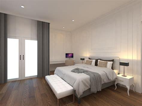 kumpulan desain kamar tidur minimalis apartemen