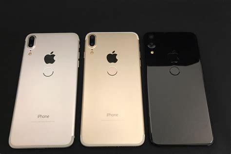 iphone 8 un capteur d empreintes digitales 224 l arri 232 re comme le galaxy note 8 vid 233 o
