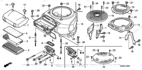 boats net honda parts honda small engine parts gcv530 oem parts diagram for fan