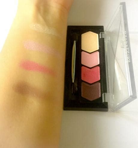 Eyeshadow Maybelline Glow maybelline glow eye shadow in shade wine pink