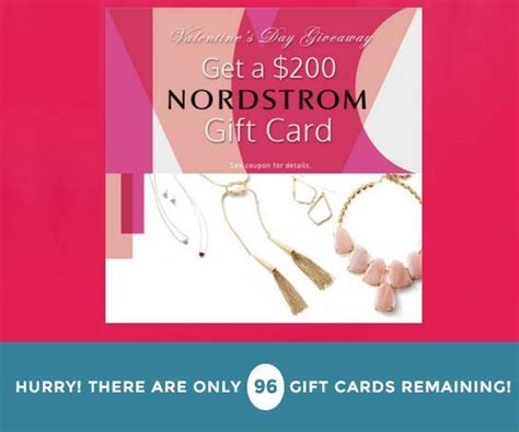 Nordstrom E Gift Card - valentine s day giveaway scam quot get a nordstrom 200 gift card quot at quot nordstrom