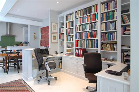home office design books made to measure home offices desks drawers and shelves