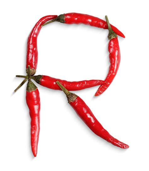 hot pepper 7 letters handmade fonts on typography served