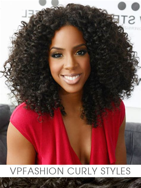 curly hairstyles with hair extensions curly remy clip in hair extensions n007 n007 vpfashion com