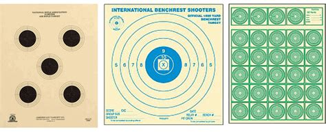 printable f class targets targets nebraska shooters