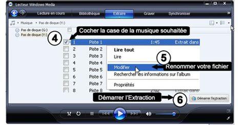 format cd musique comment extraire votre musique d un cd pour l envoyer en