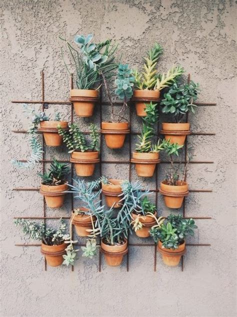25 Indoor Garden Ideas Your No 1 Source Of Architecture Wall Garden Pots
