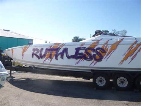 cigarette boat for sale canada 1993 cigarette 46 ruff rider hudson florida boats
