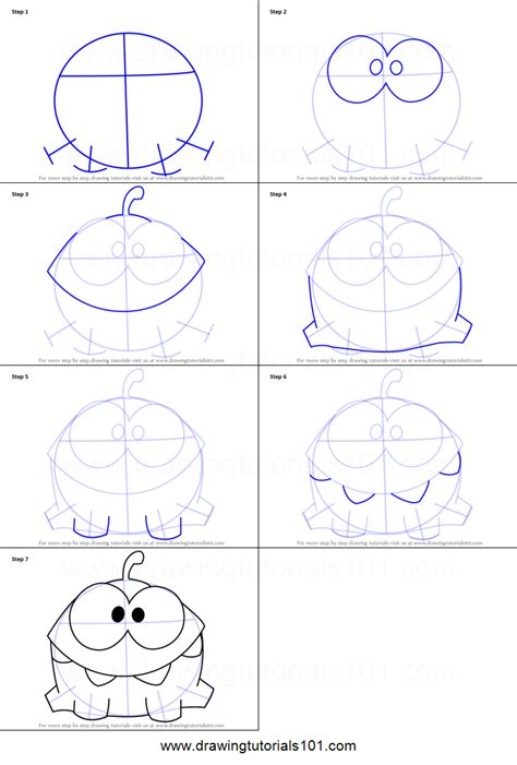 step by step on how to cut a pixie haircut how to draw om nom from cut the rope printable step by