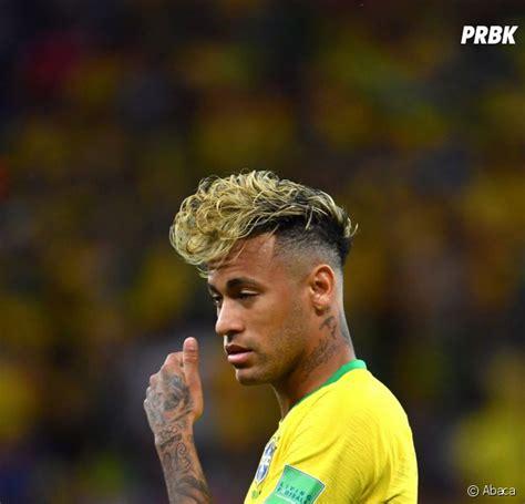 Nouvelle Coupe by Neymar Sa Nouvelle Coupe De Cheveux Improbable Moqu 233 E