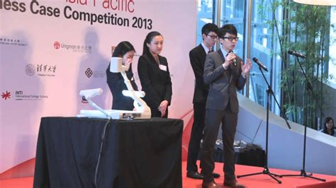 Hku Vs Hkust Mba by Hsbc Asia Pacific Business Competition 2013
