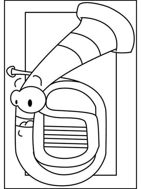 euphonium coloring page 17 best images about toffe tuba s on pinterest geek