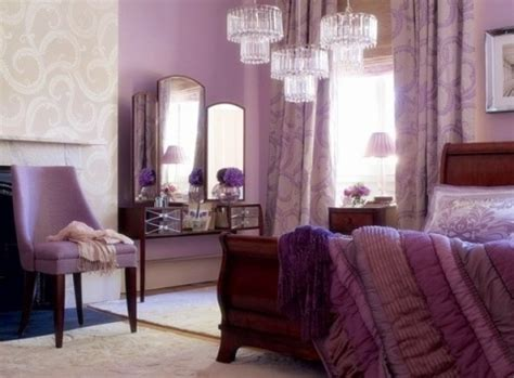 Purple Bedroom Decor Ideas by Purple Bedroom Decorating Ideas Interior Design