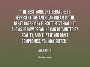 the american blackness of the great gatsby the uppity negro great gatsby american dream quotes quotesgram