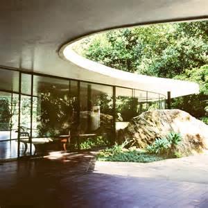 Small Pool House With Bathroom - oscar niemeyer s casa de canoas rio de janeiro brazil