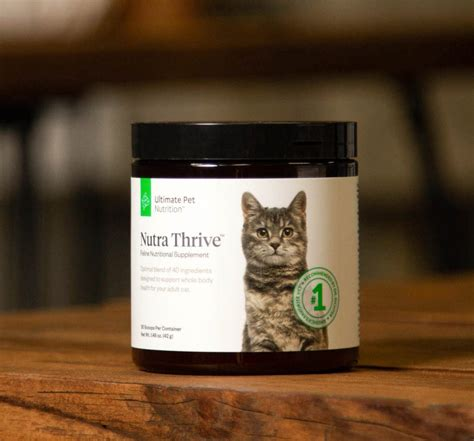 nutra thrive pet age