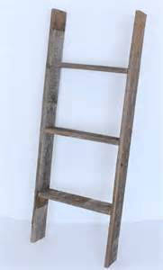 Rustic Ladder Bookcase Barnwoodusa Rustic 3 Ft Bookcase Ladder 100 By Barnwoodusaokc