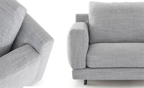 sofa with deep seat depth elle 3 seat deep depth sofa hivemodern com
