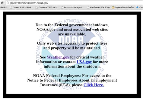 Has Posted A Message On Websit by What Has The Government Shut Shut Hppr