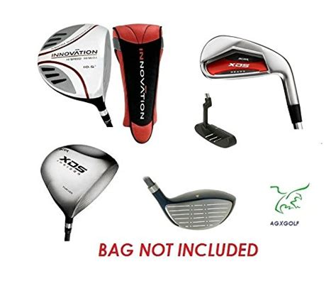 Gc Steel Mln agxgolf men s left xp edition executive golf club set