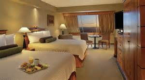 Excalibur Suite Floor Plan double queen beds pyramid deluxe queen luxor hotel
