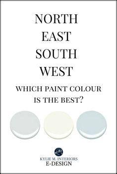 benjamin moore paint colours   south facing