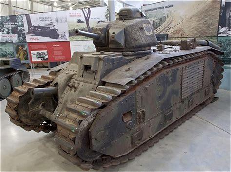 renault tank char b 1 bis renault ww2 heavy tank bovington tank
