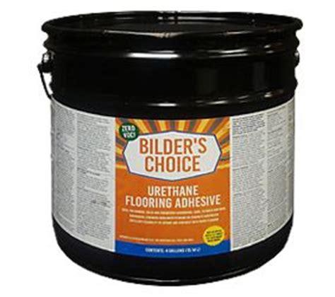voc  urethane glue adhesive bamboo flooring