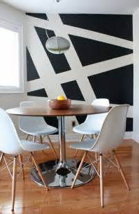 Wandgestaltung Quadrate Beispiele 62 Kreative W 228 Nde Streichen Ideen Interessante Techniken
