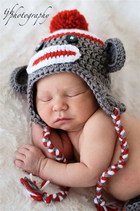 Baby Sock And Hat 17 best images about baby socks that look like shoes on monkey hat knitted baby and