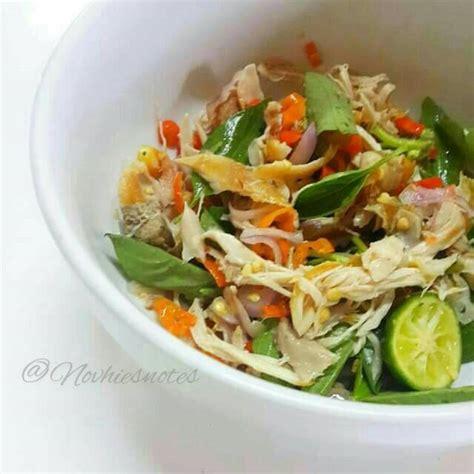 ayam sisit kemangi sambal matah budaya indonesia