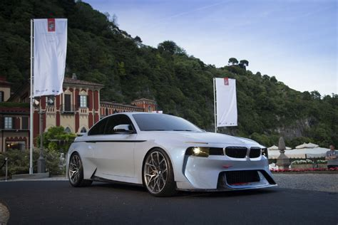 bmw concept 2002 bmw 2002 hommage concept photo gallery autocar india