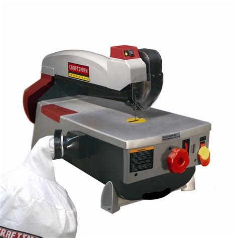 craftsman professional saw craftsman professional 16 quot variable speed tilt arm scroll
