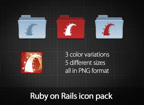 format date ruby 40 professional icon packs for free download smashing