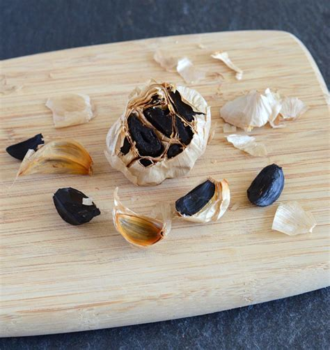 Dian Black Garlic what is aged black garlic appetite for china