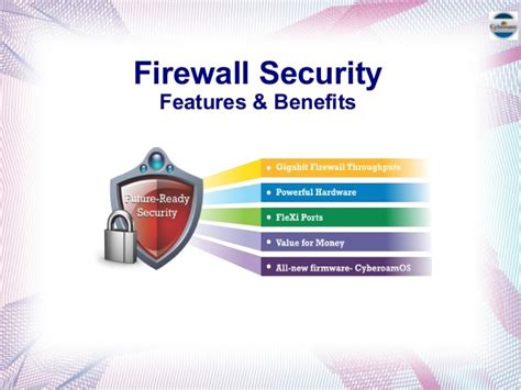 firewalls security features and benefits