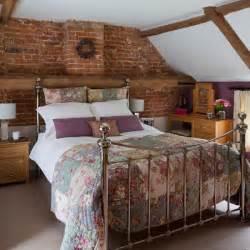 Country Bedroom Ideas rustic brickwork bedroom housetohome co uk
