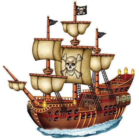 boat cartoon pirate cartoon pirate boat clipart best