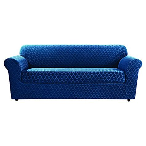 replacement slipcovers for cindy crawford sofa cindy crawford home beachside blue denim sofa home