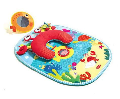 The Sea Play Mat by Tiny Tummy Time The Sea Play Mat Walmart Ca