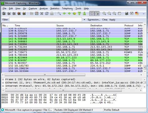 tutorial wireshark para monitoramento de rede wireshark 1 2 10 o melhor analisador de pacotes para