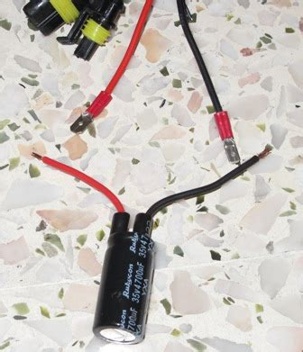 hid capacitor diy diy hid capacitor 28 images the capacitor specification is a minimum the bigger the better