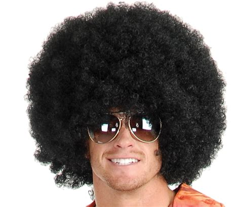 pimp daddy afro wig mr costumes