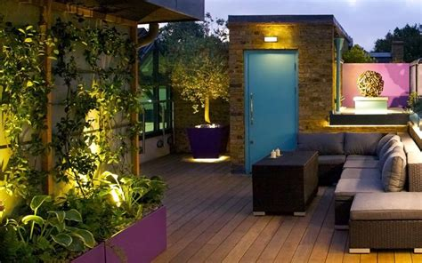 roof terrace garden projects mylandscapes modern rooftop