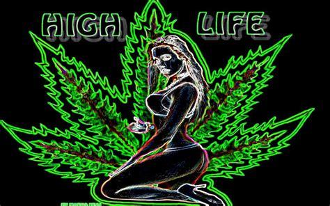 wallpaper cartoon weed weed fever woman high green life 2560x1600 hd weed